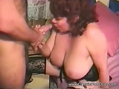 Titty Fuck xxx movies - retro porn full movie